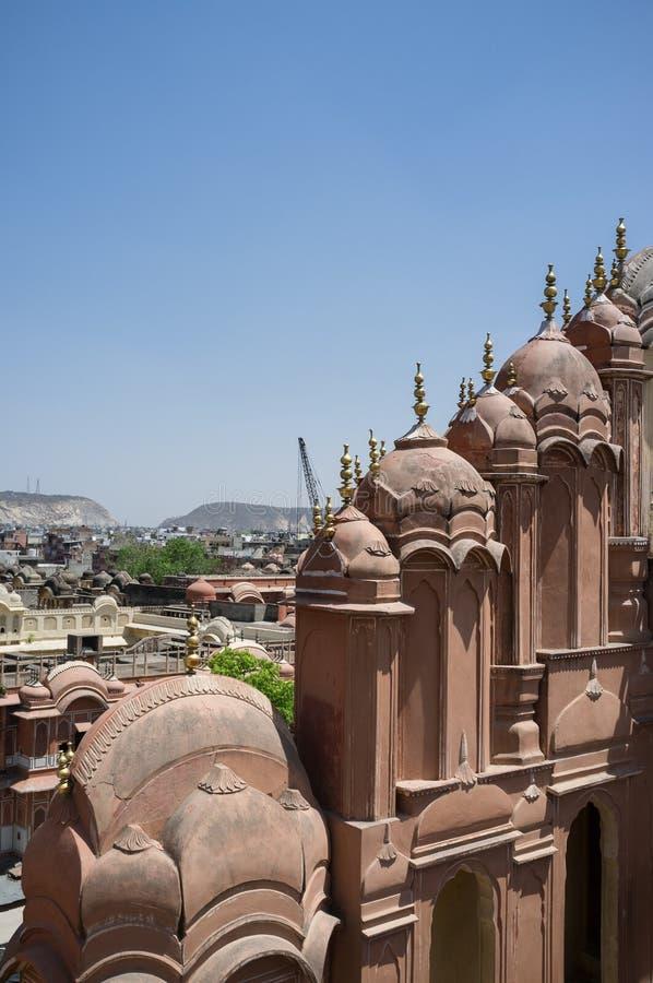 India Hawa Mahal obrazy stock
