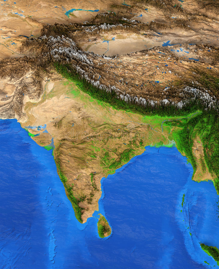 India high resolution map stock illustration illustration of download india high resolution map stock illustration illustration of world country 99094299 gumiabroncs Choice Image