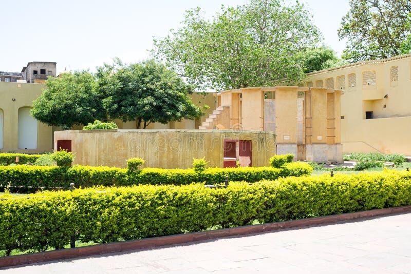 India Jantar Mantar obrazy stock