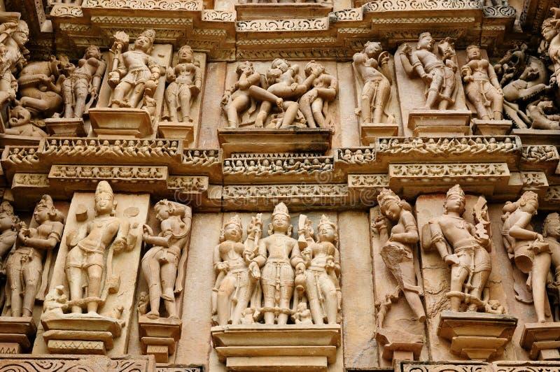 India - Khajuraho fotos de stock