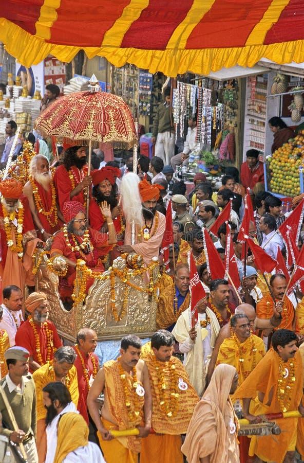 Download India Kumbh Mela editorial stock image. Image of pilgrim - 6295299