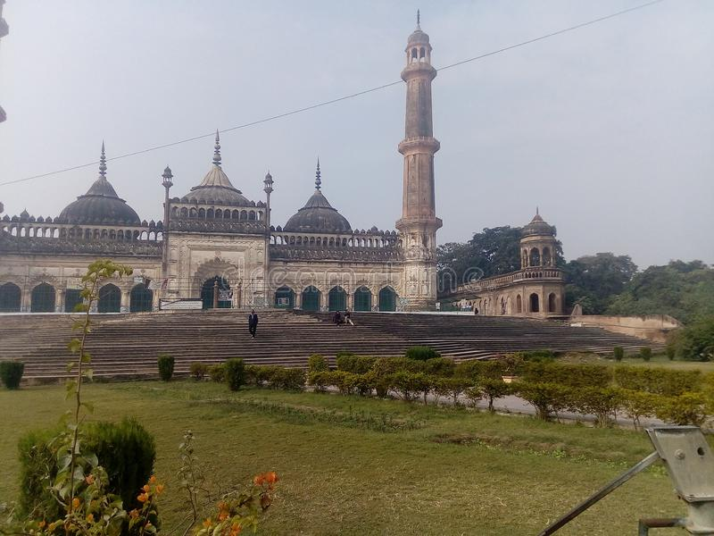 India Lucknow historical place thousand years old. Lucknow historical place thousand years old stock photography
