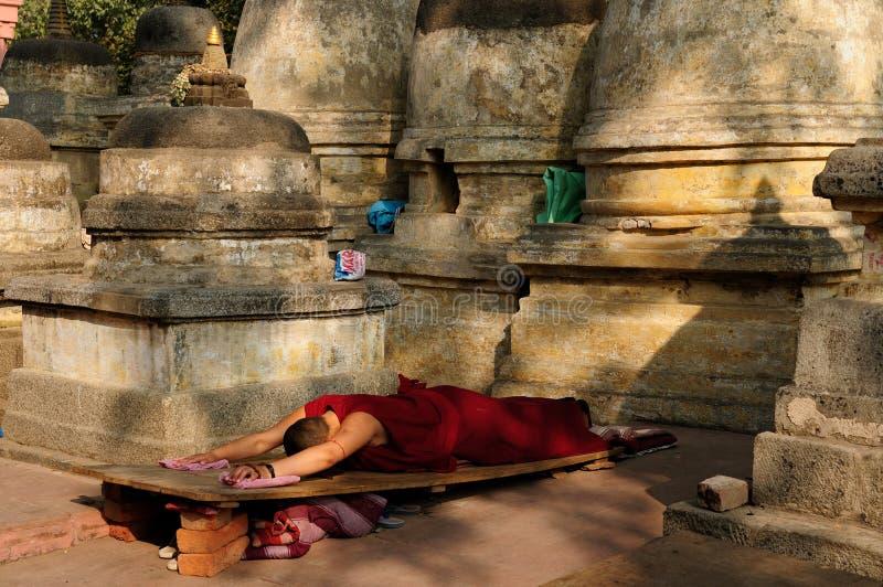 India - Mahabodhy Temple