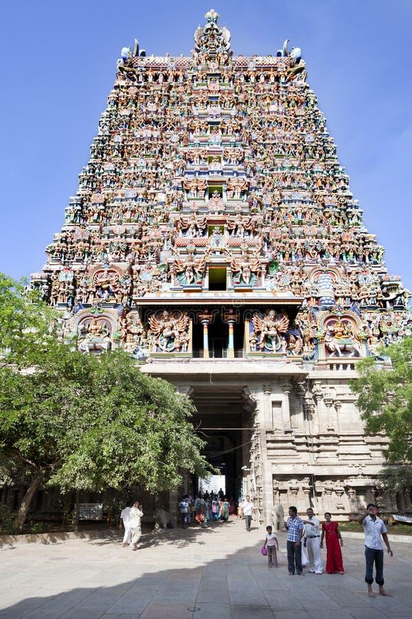 Download India - Meenakshi editorial stock image. Image of ancient - 28103124