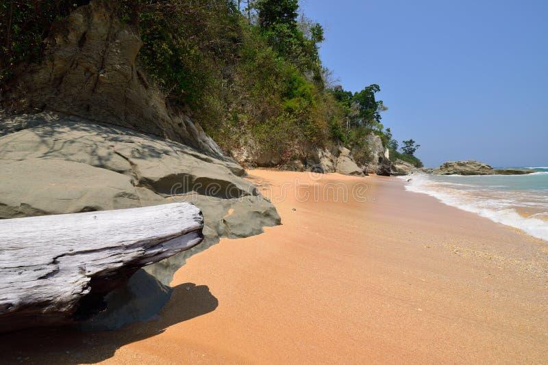 India, Neil Island royalty-vrije stock foto's