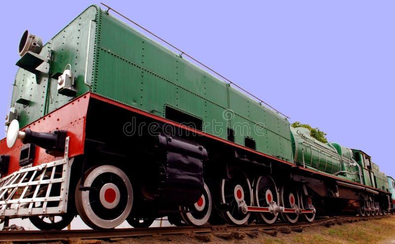 india old steam train στοκ εικόνα με δικαίωμα ελεύθερης χρήσης
