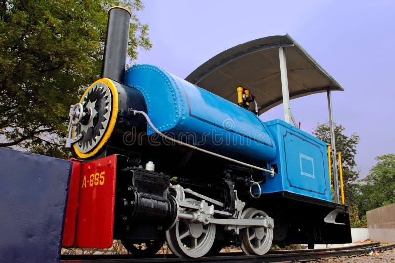 india old train στοκ εικόνες