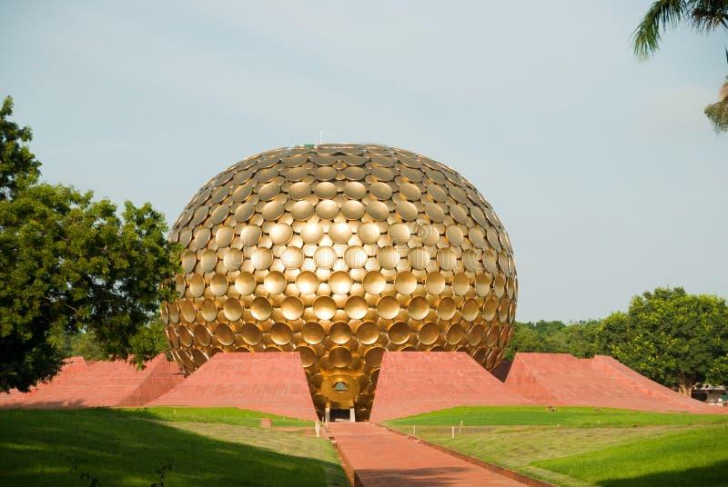India - Pondicherry stock afbeelding