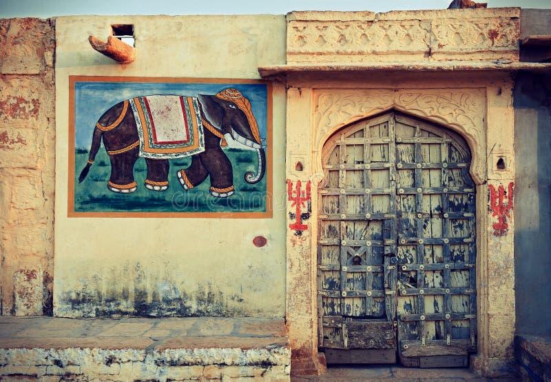 India, Rajasthan fotografia de stock