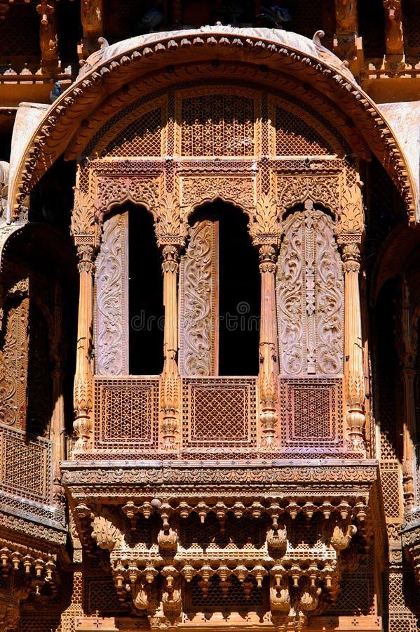Free India, Rajasthan, Jaisalmer: Havali House Royalty Free Stock Photos - 4854948