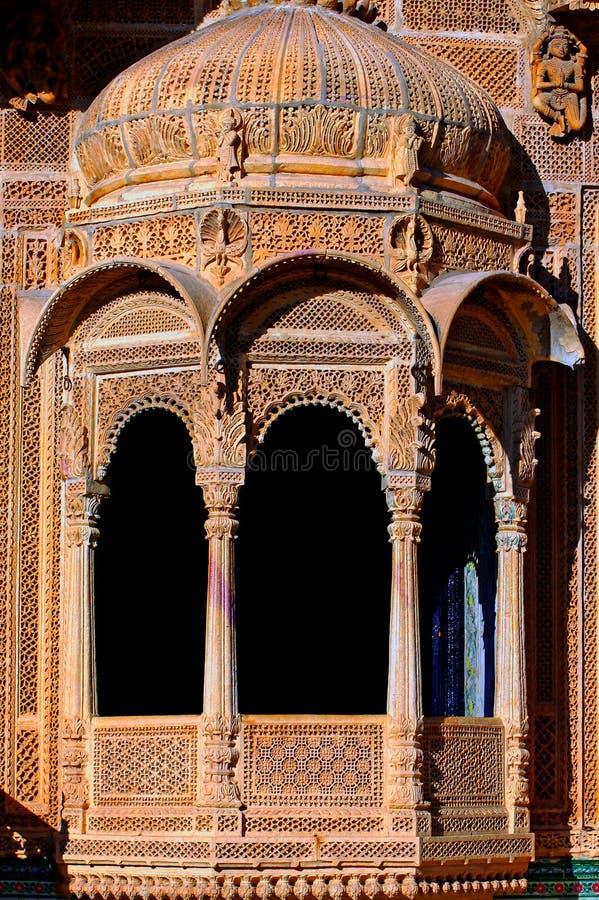Free India, Rajasthan, Jaisalmer: Havali House Royalty Free Stock Photography - 4855637