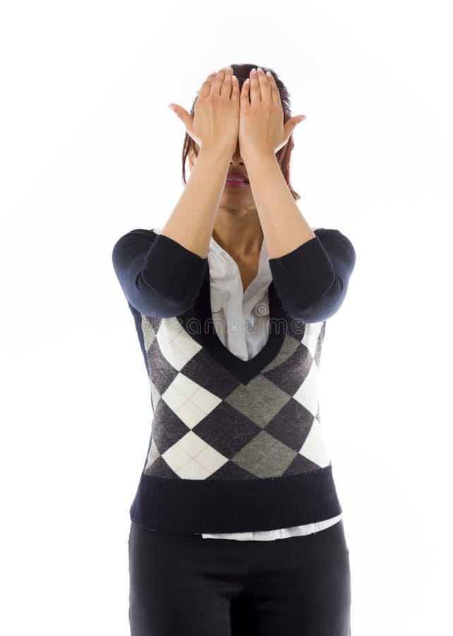 Download India?ski Bizneswoman Rozczarowywaj?cy Obraz Stock - Obraz złożonej z kobieta, facial: 41950961