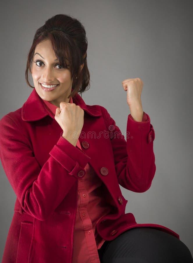 Download India?ski M?odej Kobiety Od?wi?tno?ci Sukces Zdjęcie Stock - Obraz złożonej z przyjemność, entuzjazm: 41950514
