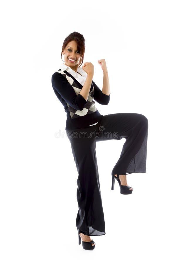 Download India?ski M?odej Kobiety Od?wi?tno?ci Sukces Obraz Stock - Obraz złożonej z pomyślny, entuzjastyczny: 41951059