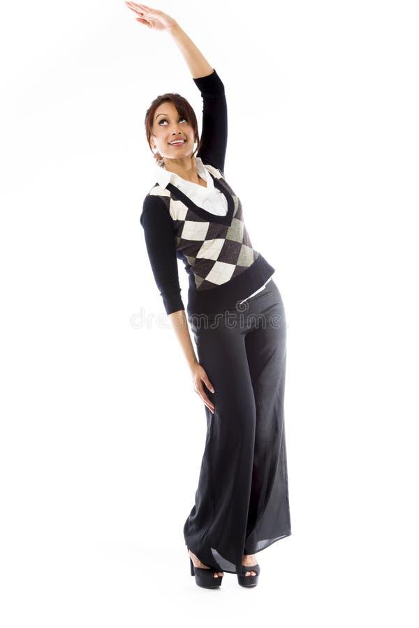 Download India?ski M?odej Kobiety ?wiczy? Obraz Stock - Obraz złożonej z subkontynent, kolor: 41951035