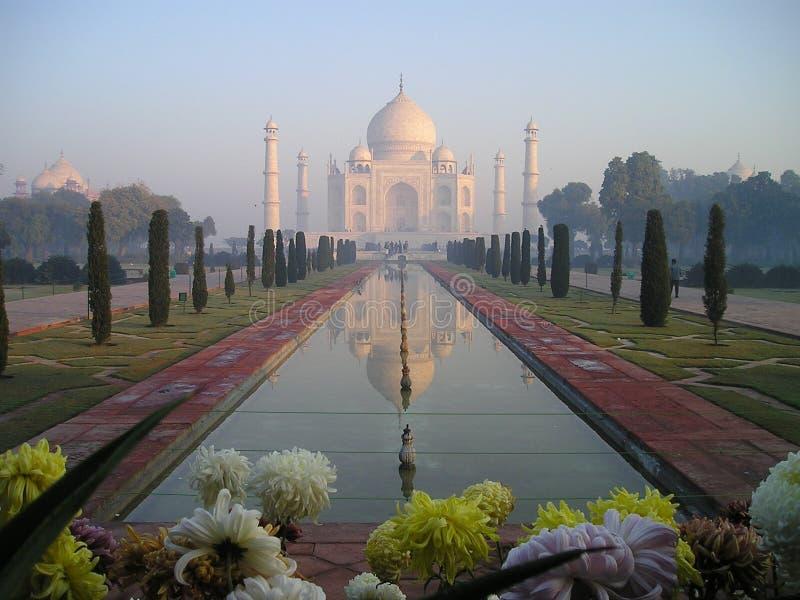 India Taj Mahal Agra Temple royalty free stock image