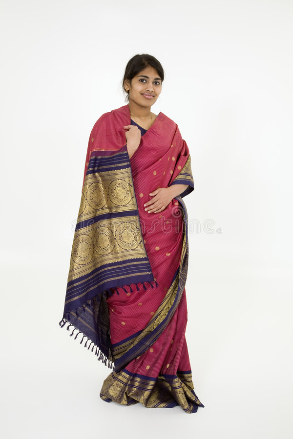 Download India Teen stock photo. Image of teen, hindu, female, portrait - 2193872