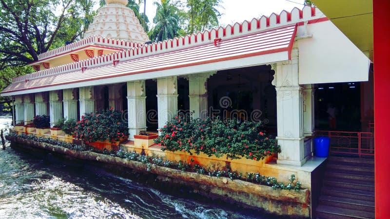 india tempel arkivfoto