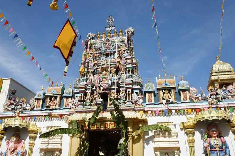 India temple. The Minakshi Sundareshvara Hindu Temple in Madurai in the Tamil Nadu region of Southern India stock images