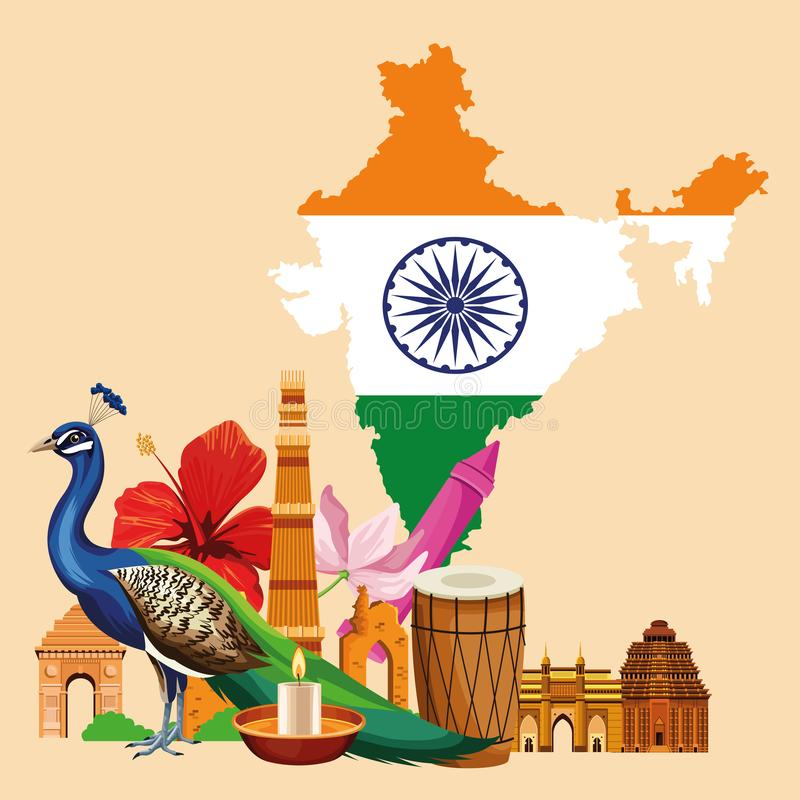 India Tourism Stock Illustrations – 16,190 India Tourism Stock  Illustrations, Vectors & Clipart - Dreamstime