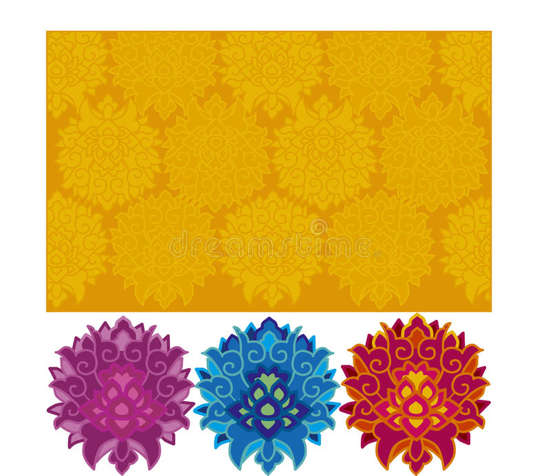 Download Indian stock vector. Image of texture, pattern, indian - 22945896