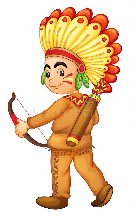 Indian stock illustration
