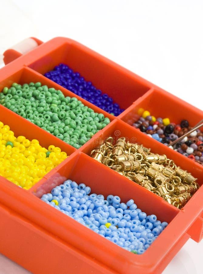 Download Indian beads stock image. Image of beads, mackerel, blue - 16614359