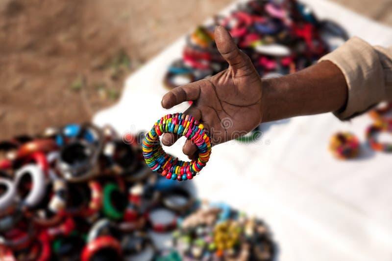 Download Indian bracelets stock image. Image of beauty, fashionable - 26440617