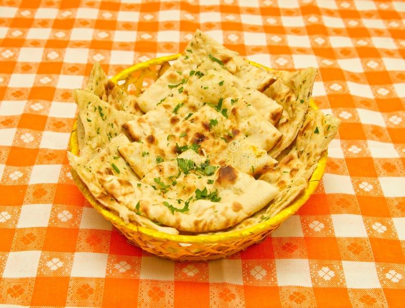 Indian bread royalty free stock photos