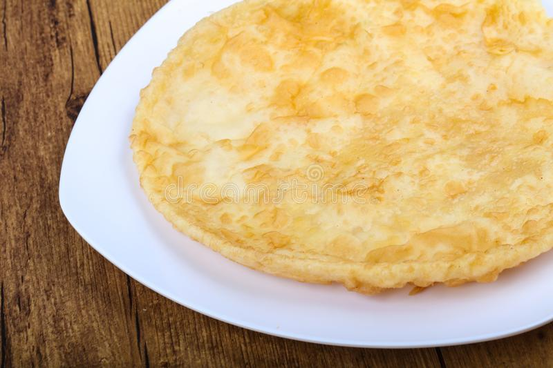 Indian bread royalty free stock photo