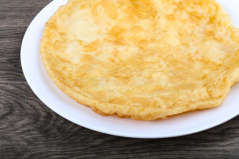 Indian bread royalty free stock image