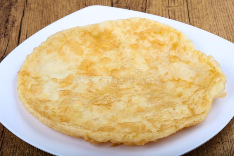 Indian bread stock image
