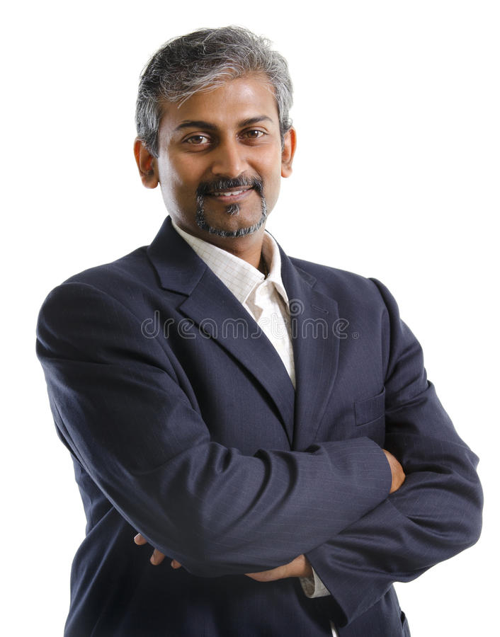 Indian businessman stock photos
