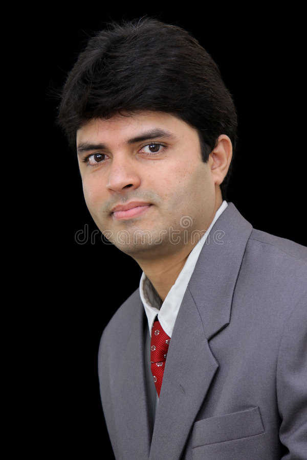 Indian Businessman stock images