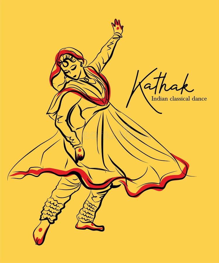 Kathak Stock Illustrations 83 Kathak Stock Illustrations Vectors Clipart Dreamstime