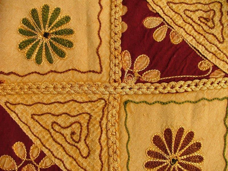 Indian cloth stock photo