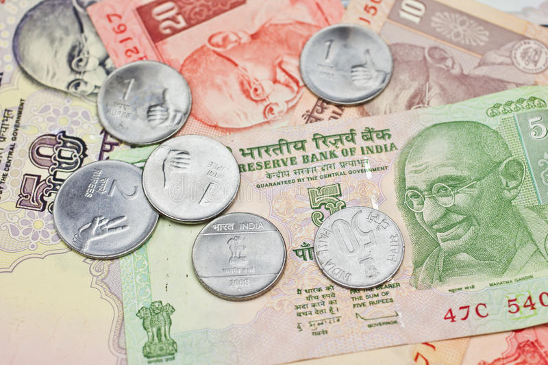 Download Indian Currency stock image. Image of indian, cash, buck - 27688959
