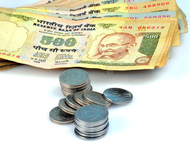 Download Indian currency stock image. Image of isolated, currency - 7935445