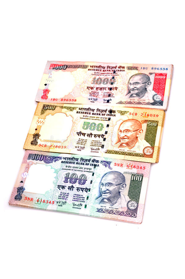 Download Indian Currency Notes Stock Photography - Image: 9583842