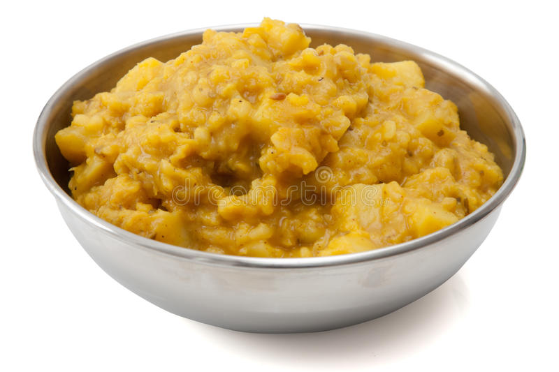 Indian Dal royalty free stock photo