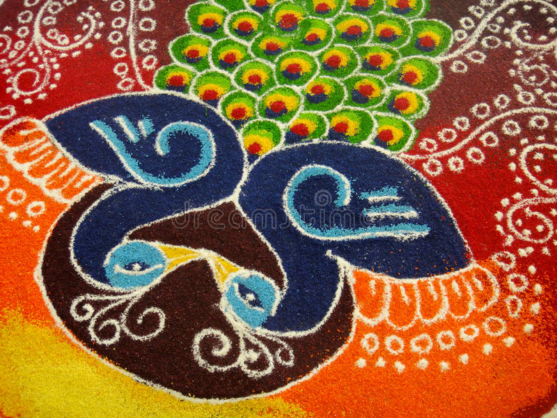 Download An indian decoration stock photo. Image of holy, indian - 16837086