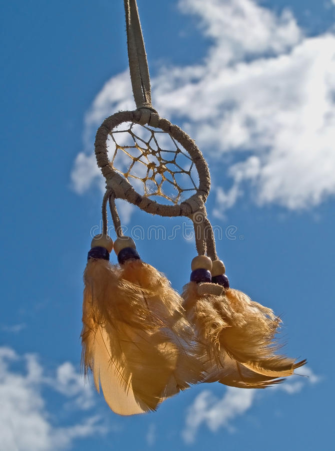 Free Indian Dream Catcher Royalty Free Stock Photography - 13834627