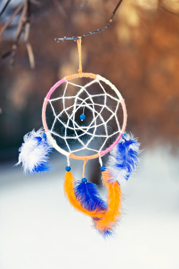 How Do Dream Catchers Catch Dreams Indian Dream Catchers That Catch Bad Dreams Stock Photo Image of 23