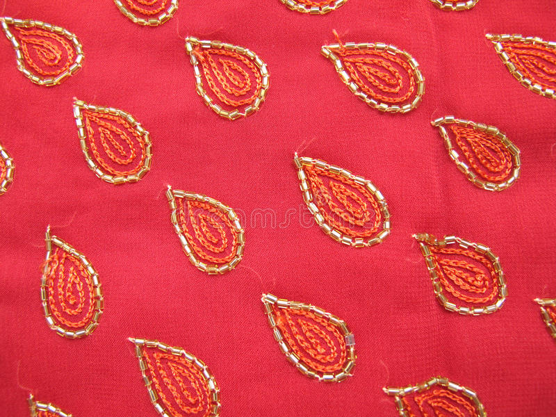 Download Indian Fabric stock image. Image of traditional, india - 14348875