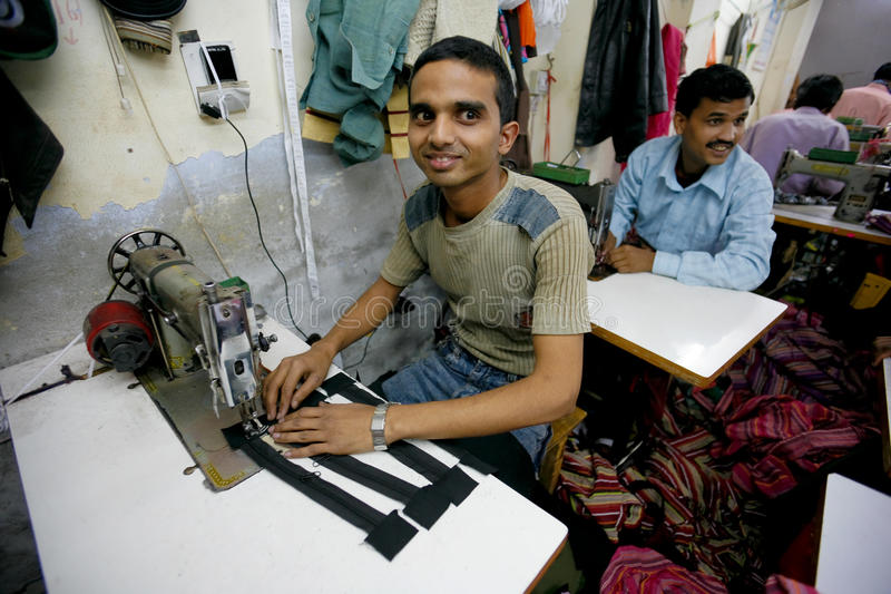 Download Indian factory editorial photography. Image of poor, fabric - 14014187