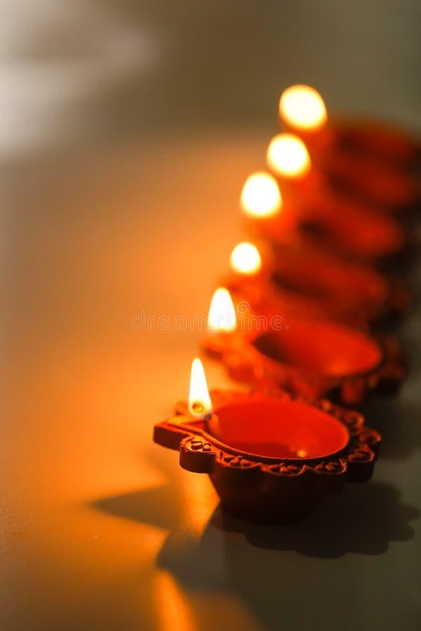 Indian Festival Diwali , Diwali lamp stock photography