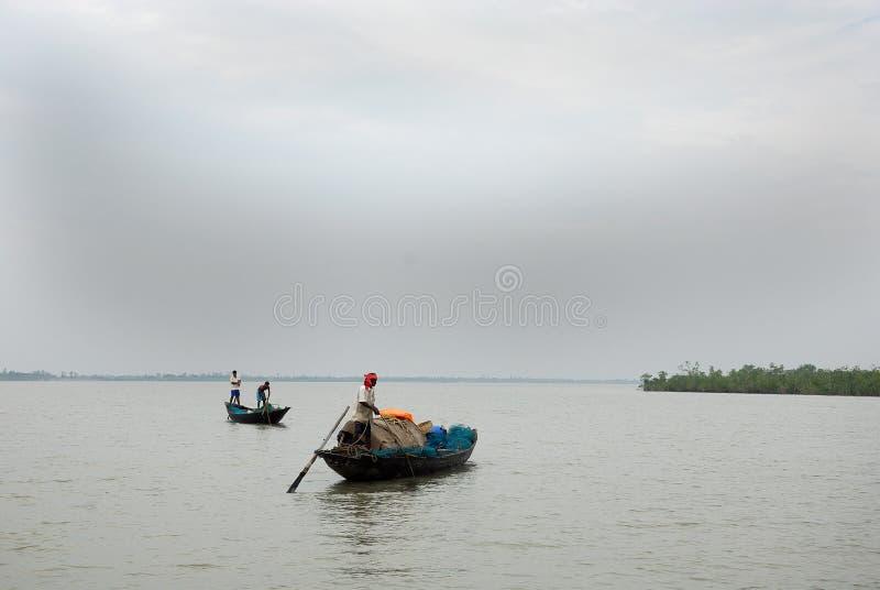 Download Indian fisherman editorial stock image. Image of saline - 14733274
