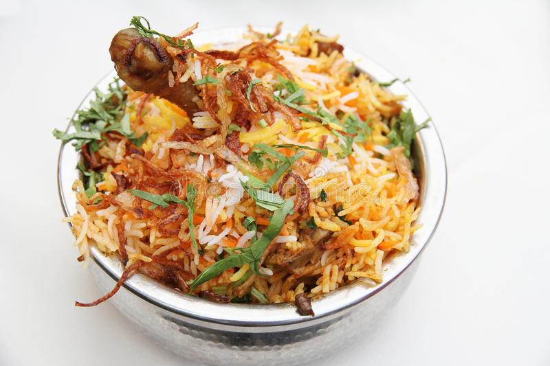 Indian food. Product photography. Photo taken on: 27th June 2015 stock image