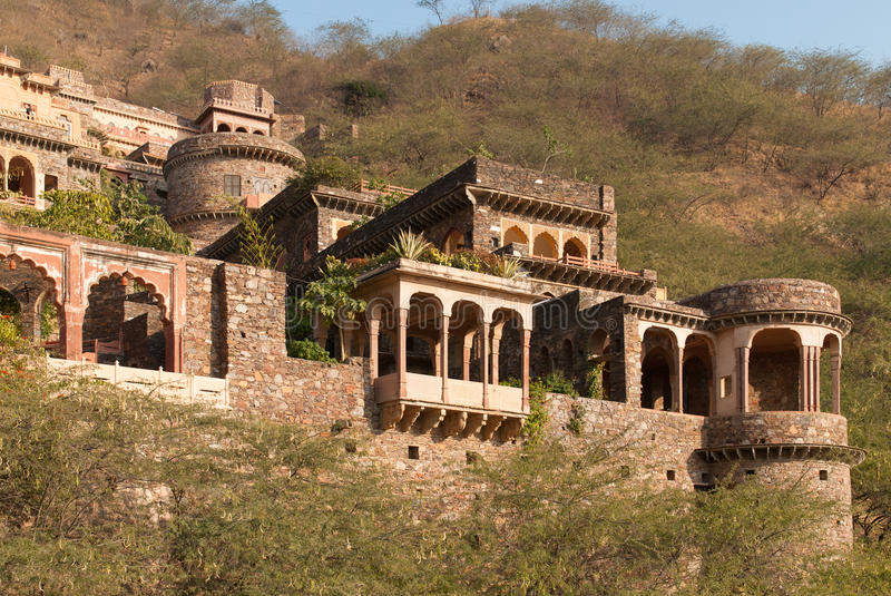 Indian fort stock photography