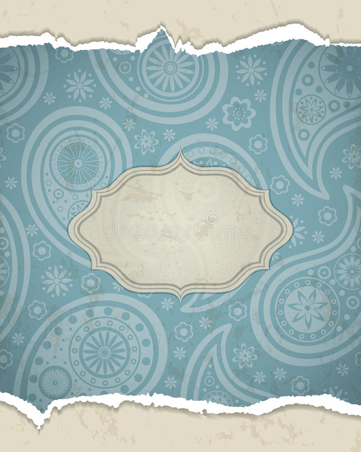 Download Indian Frame. Royalty Free Stock Images - Image: 25417879